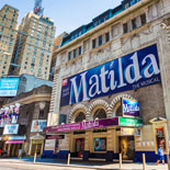 The historic theaters of Broadway