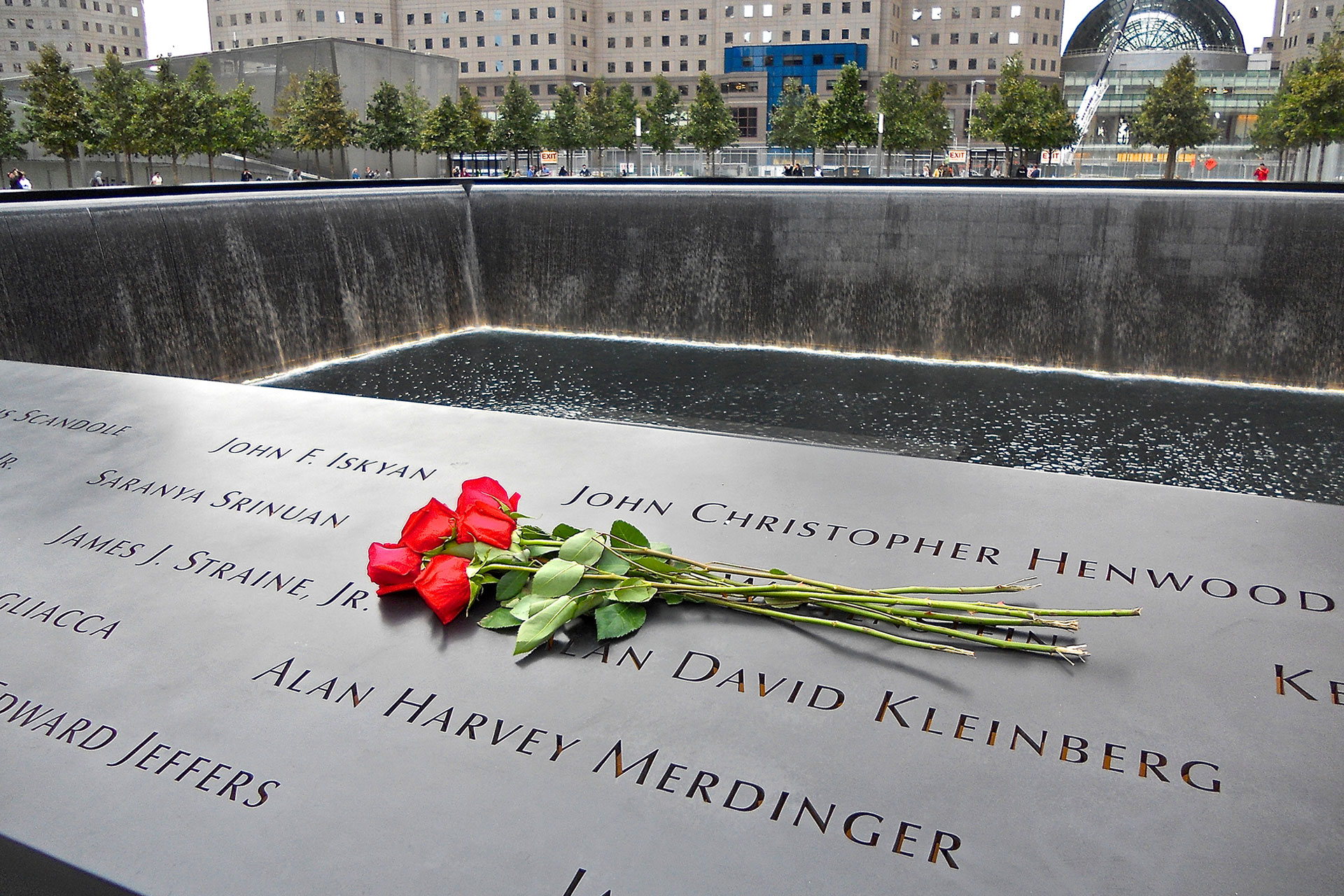 Guided 9-11 Memorial Tour with Museum Tickets
