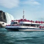 Cruise aboard the new Hornblower Niagara Gorge
