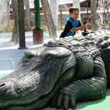 """Alligator Capital of the World ®,"" Gatorland provides affordable family fun"
