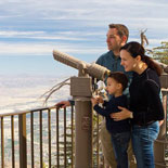 Come and enjoy the breathtaking view riding the Palm Springs Aerial Tramway