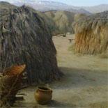 Cahuilla Village Exhibit