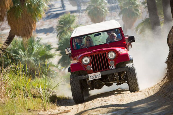 San Andreas Fault Jeep Eco-Tour