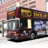 Hop-On Hop-Off Big Bus Philadelphia Tour