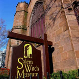 The Salem Witch Museum: Experience the hysteria that gripped Salem in 1692
