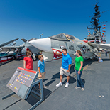 More than 60 exhibits that bring the magic of naval aviation to life