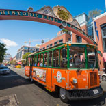 San Diego Zoo and Old Town Trolley Package