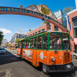 Old Town Trolley and City Lights Night Tour Package