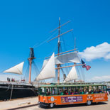 Old Town Trolley Gold Pass & USS Midway Package