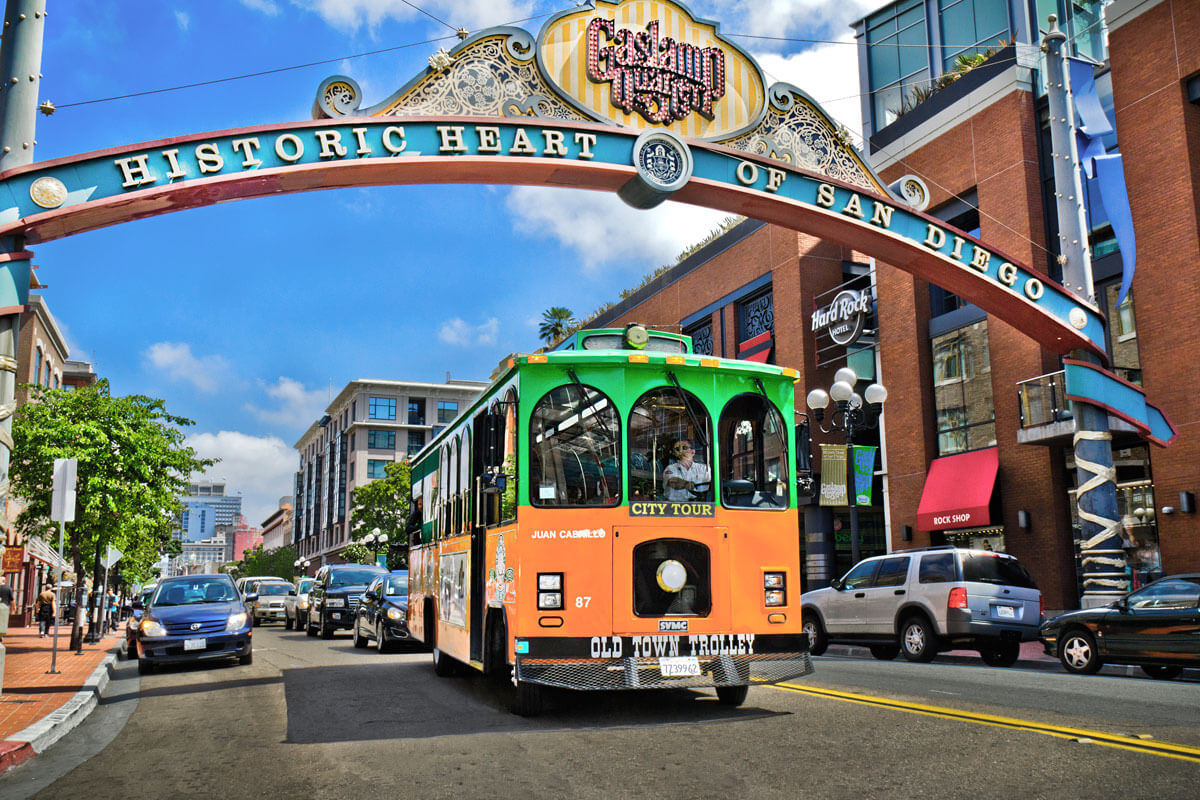 San Diego Seal Tours And Old Town Trolley Package