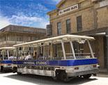 Universal Studios Tour Bus