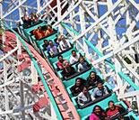 Thrills at Belmont Park