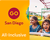 Go San Diego 4-Day Attraction Pass