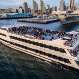 Enjoy the sites of the San Diego harbor during your 1 hr cruise