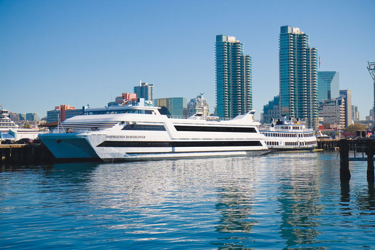 Enjoy the spectacular Sights and Sounds of magnificent San Diego Bay