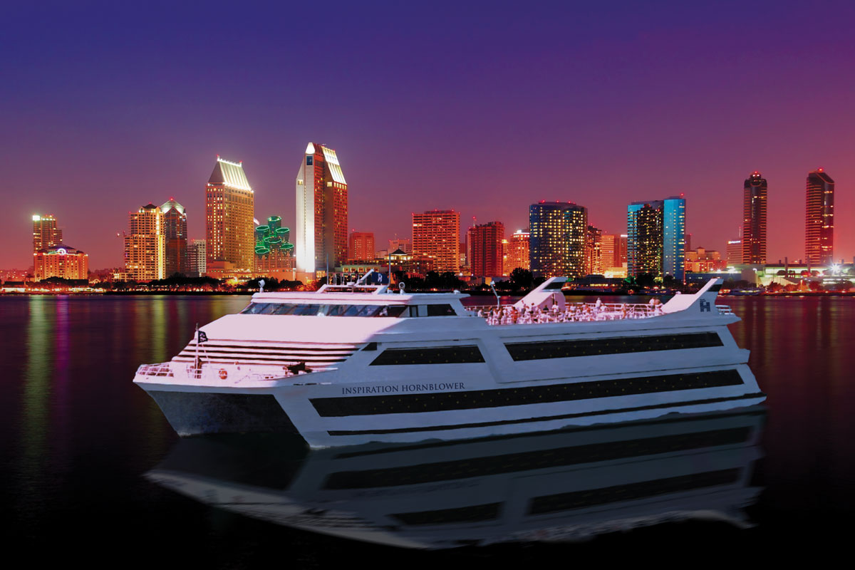 San Diego Dinner Cruise Discount Tickets