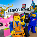 LEGO® character meet-and-greets