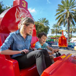 128 acres of super rides, shows and attractions