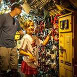 Permanent and temporary exhibits on maritime history, commerce and exploration.
