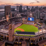 The crown jewel of downtown San Diego, Petco Park