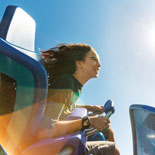 For thrill seekers, soar, dive and twist like a ray on Manta®