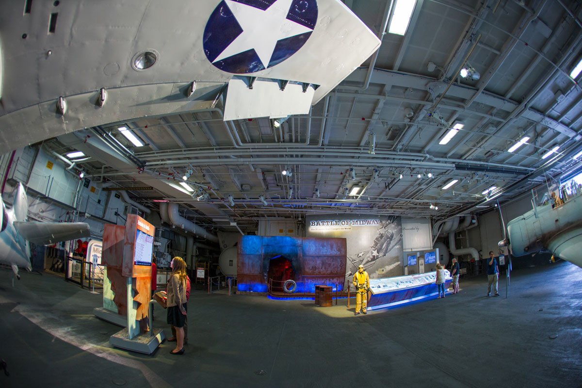 The Go San Diego Card is the best choice for maximum savings and flexibility. Your pass includes USS Midway Museum tickets, plus admission to dozens more top attractions.