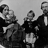 The Whaley family lived and died in the house