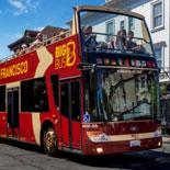 Big Bus Tours: Hop on-hop off tour