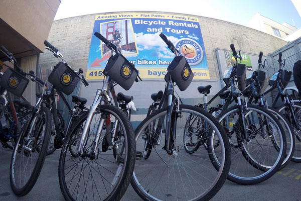 Fishermans Wharf Bike Rental Bay City Bike Rental Discount