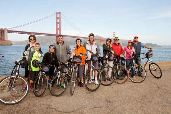 A Professionally Guided Bike Tour
