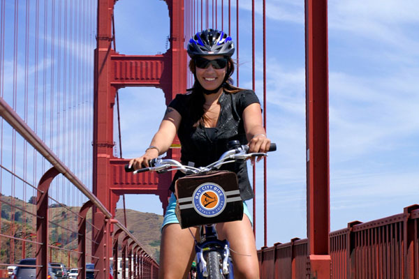Take a Guided Bike Tour of San Francisco