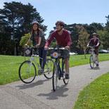 Ride Around San Francisco's Parks