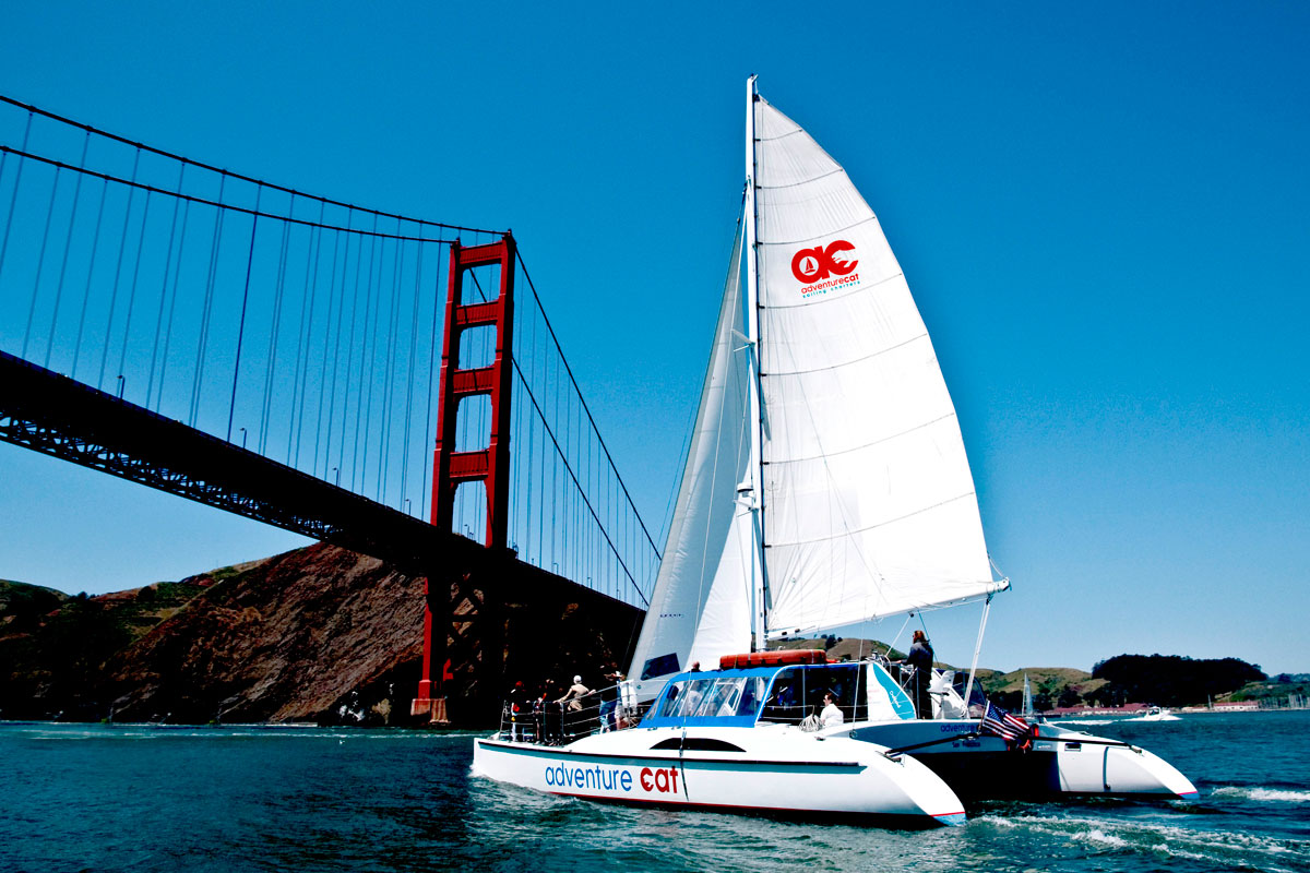 San Francisco Bay Day Sail