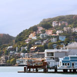 See The Alluring Village Of Sausalito