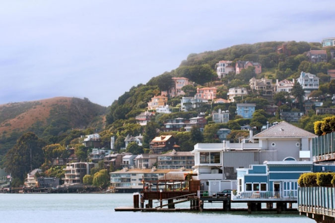 Visit The Alluring Village Of Sausalito
