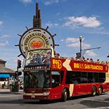 Big Bus Hop-On Hop-Off Tour
