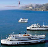 The Hornblower's Fleet and the Goldengate