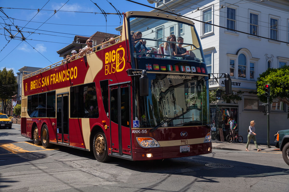 Big Bus of San Francisco