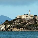 Cruise past Alcatraz...