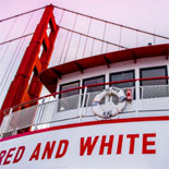 Take the Golden Gate Bay Cruise and experience the best of San Francisco Bay!