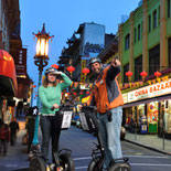 Ride the coolest machine in the world - the Segway!
