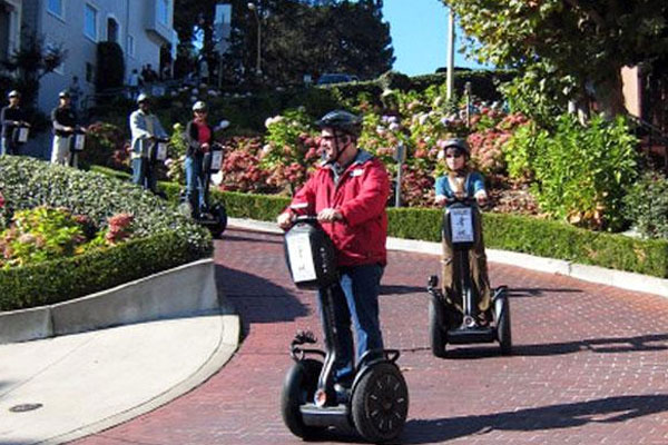 AdCruise San Francisco on your own Segway. Book a tour!Types: Attraction Tickets, Tours, Day Trips, Excursions, Airport Transfers.