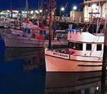 Fisherman's Wharf by Night