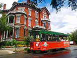 Stately Kehoe B & B and Old Town Trolley Savannah