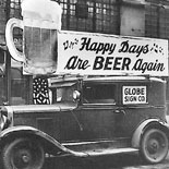 Happy Days are Beer Again 1933