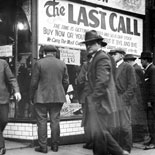 Last Call 1920 Courtesy Library of Congress