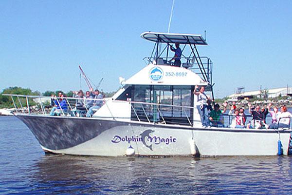 Dolphin Watch Tour Savannah