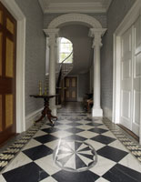 Entry Hall Now