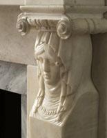 Mummy Head Mantle