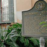 You'll see famously haunted Savannah locations